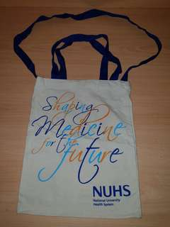 Medicine and Healthcare Tote Bag (Durable Cloth Material, with Shoulder Sling)