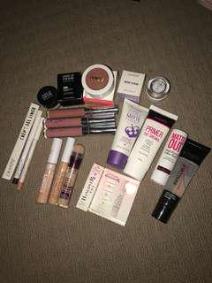 Makeup mix