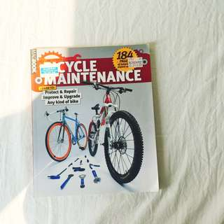 The Ultimate Bicycle Maintenance Manual