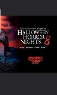 Halloween Horror Night 8