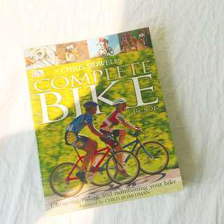 DK The Complete Bike Book by Chris Sidwells