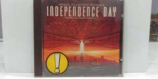 INDEPENDENCE DAY AND MOVIE SOUNDTRACK