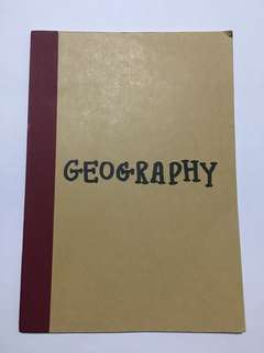 sec 2 geography notes