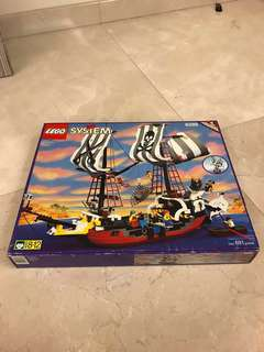 Lego Pirates 6289 Red Beard Runner