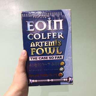 Artemis Fowl Set, Eoin Colfer