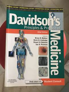 Davidson's Medicine