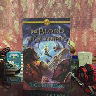 Heroes of Olympus: Blood of Olympus