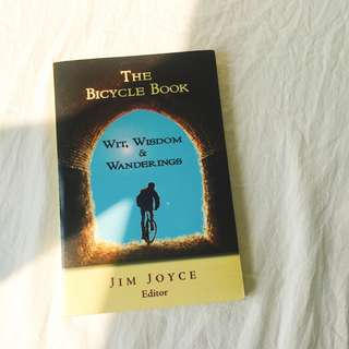 🚚 BN The Bicycle Book: Wit, Wisdom and Wanderings