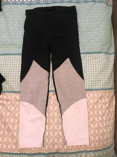 COTTON ON BLOCK LEGGINGS