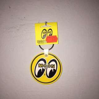 Mooneyes Eyeball Keychain