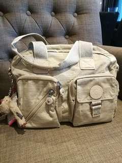 Kipling Bag Beige