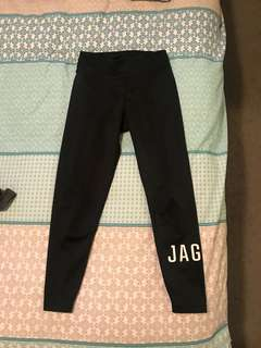 JAGGED LEGGINGS