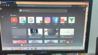Hp desktop fullsets Good for 2nd PC