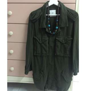 MNG Trench Coat