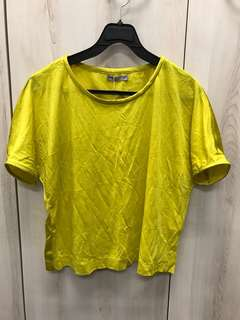 Zara Yellow Top