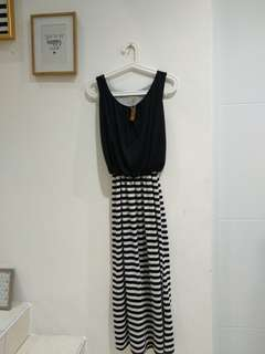 Monochrome Dress