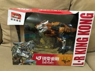 Transformers Distort