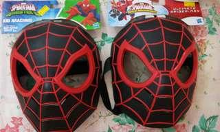 Spiderman mask. Original