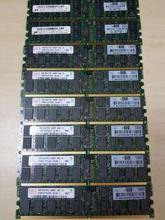 USED 4GB SERVER RAM