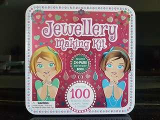 Jewellery Making Kit for Girls BNIB