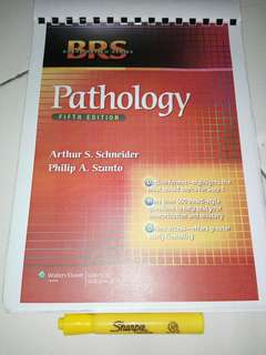 REPRICED!! BRS Pathology 5th Edition (Latest)