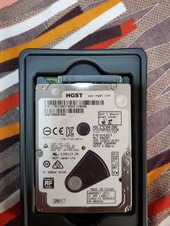 "2.5"" 500GB 7200 RPM HARDDISK"