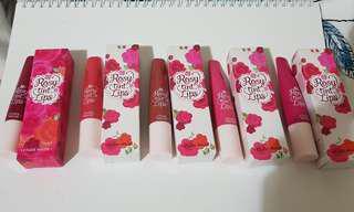 Etude House Rosy Tint lips