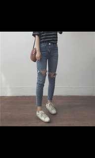 🚚 超顯瘦牛仔褲