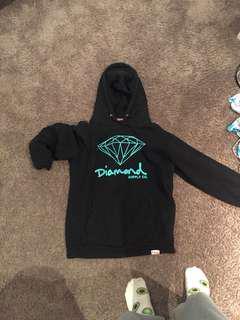 Diamond supply jumper