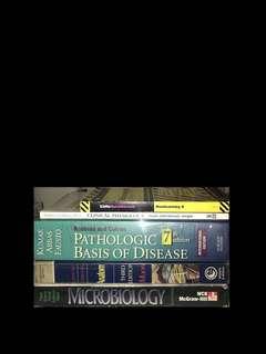 Medical books bundle