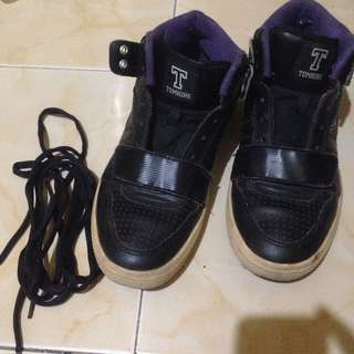 Sepatu Tomkins #maudandan