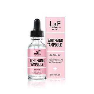 LaF (Lost and Found) Whitening Ampoule