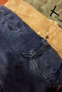 🚚 AF工作短褲