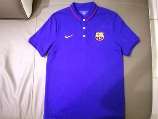 Original Nike FC Barcelona Casual Polo-T #UNDER90