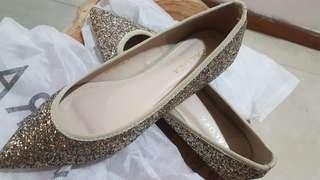 Ballarina flat shoe