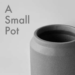 🚚 A Small Pot for A Lovely Plant.