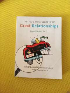 Simple Secrets of Great Relationships