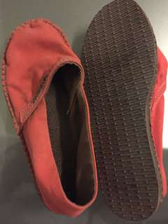 Authentic havaianas loafer