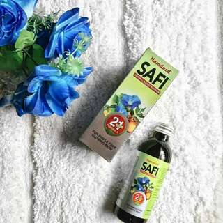 SAFI Natural Blood Purifier