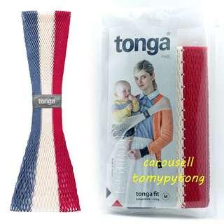🇫🇷Tonga Fit 嬰兒手抱輔助帶 中碼 全新品 純棉法國製造