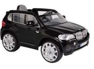 BMW X5搖控電動車近全新 兒童電動車 雙驅雙馬達 原廠授權 生日禮物  雙門可開 兒童節禮物