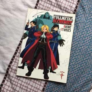 Fullmetal Alchemist Anime Profiles (Not Brotherhood)