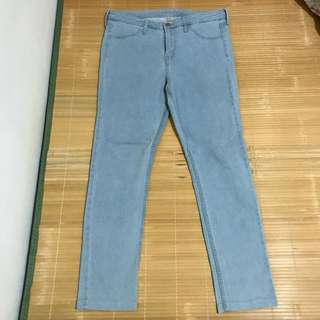 H&M 牛仔長褲