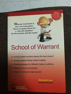 School of Warrant