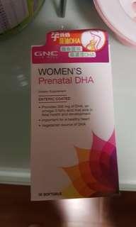 GNC孕婦藻油DHA