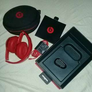 Beats Solo 2 Red (Wired)