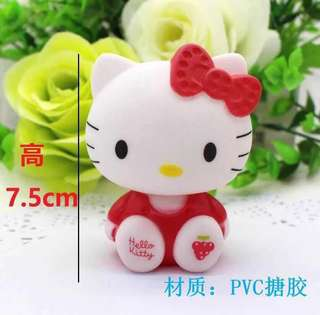 Hello Kitty Collection (Cake Topper decoration)