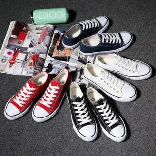 (PREORDER) Unisex Basic Sneakers