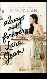 [ebook] Always and Forever, Lara Jean - Jenny Han (min. 5 ebooks)