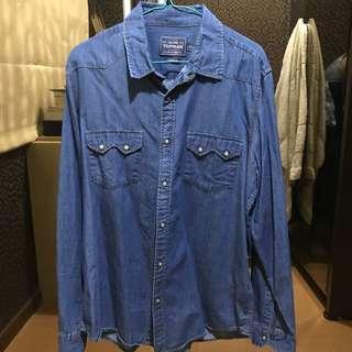 #MauiPhoneX Topman Jeans Shirt